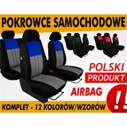 VW GOLF 1 2 3 4 POLO / pokrowce samochodowe fotele