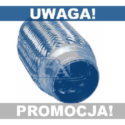 FISCHER ZŁĄCZE ELASTYCZNE ŁĄCZNIK 52x250
