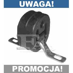 WIESZAK UCHWYT TŁUMIKA AUDI A4 +KOMBI FISCHER!