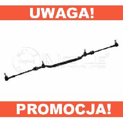 DRĄŻEK KIEROWNICZY MERCEDES W202 KOMPLETNY ! '93-