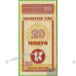 Mongolia 20 MONGO