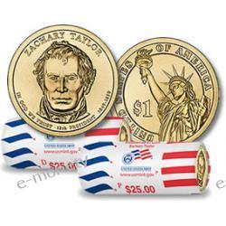 1 $ Zachary Taylor