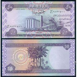 Irak 50 DINARS 2003