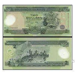 Wyspy Salomona 2 DOLLARS 1997