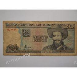 Kuba 20 PESO 1998