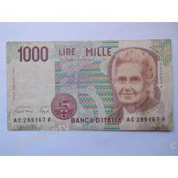 Włochy 1000 LIRÓW