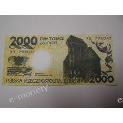 Polska 2000 ZŁOTYCH