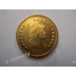 USA 10 DOLLARS 1801