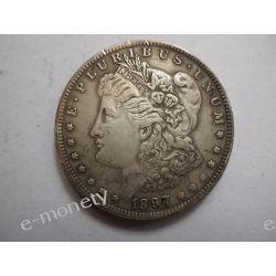 USA ONE DOLLAR 1897 Kolekcje