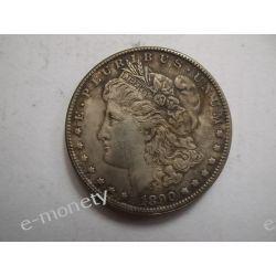USA ONE DOLLAR 1890 Kolekcje
