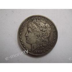 USA ONE DOLLAR 1896 Kolekcje