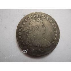 USA ONE DOLLAR 1795 Kolekcje