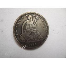 USA HALF DOLLAR 1839 Kolekcje