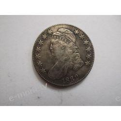 USA 50 CENTÓW 1832 Kolekcje
