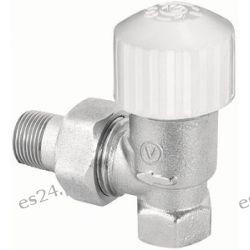 Zawór termostatyczny kątowy VECTOR niklowany z ruchomą przysłoną FK15 typ ZT22