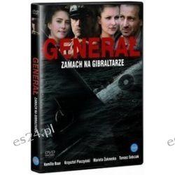 Generał - Zamach na Gibraltarze (DVD) - Anna Jadowska