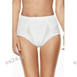 TRIUMPH Majtki Chic Control Panty biały obwód 95