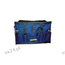 Duża torba narzędziowa z zamkiem IRWIN 10505369