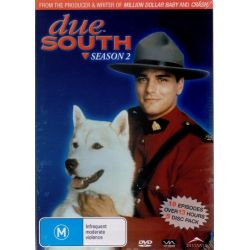 Due South on DVD.