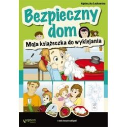 Bezpieczny dom - Agnieszka Laskowska
