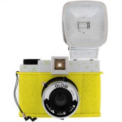 Lomography Diana F+ Medium Format Camera (Glow) 973 B&H Photo