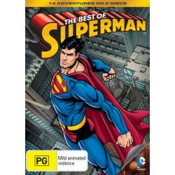 Superman on DVD.