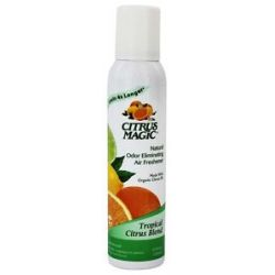 Citrus Magic Odor Eliminating Air Freshener Tropical Citrus Blend 3 5 Oz