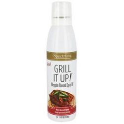 Spectrum Essentials Grill It Up Spray Oil Mesquite 5 Oz