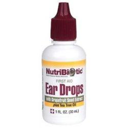 Nutribiotic Ear Drops 1 Oz 728177010553