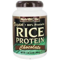 Nutribiotic Vegan Rice Protein Chocolate 1 69 Lbs