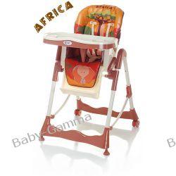Krzesełko fotelik do karmienia Kid Africa 4Baby