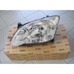LEWY REFLEKTOR TOYOTA COROLLEA E12 2004-2007 NOWY