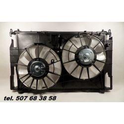 WENTYLATOR TOYOTA RAV-4 2.0 2.5 2012-2015 NOWA Chłodnice klimatyzacji