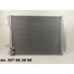 CHŁODNICA KLIMATYZACJI VW PASSAT B6 2005-2010 NOWA Chłodnice klimatyzacji