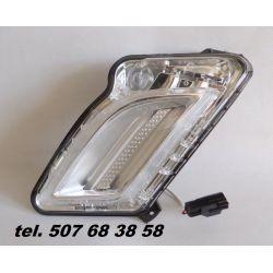 LAMPA JAZDY DZIENNEJ LED VOLVO S60 V60 2010-2013 L Kompletne zestawy