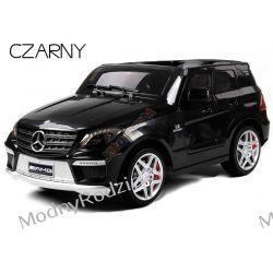Auto MERCEDES ML63 Kolor Czarny Lakierowany