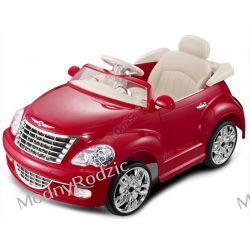Auto na akumulator PT CRUISER  Czerwony