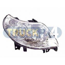 FIAT DUCATO 2006- REFLEKTOR PRAWY