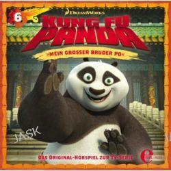 "Hörbuch: Kung Fu Panda 06 ""Mein großer Bruder Po"""