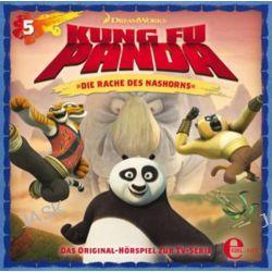 "Hörbuch: Kung Fu Panda 05 ""Die Rache des Nashorn"""