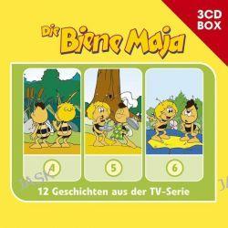 Hörbuch: Die Biene Maja - 3-CD Hörspielbox Vol. 2  von Waldemar Bonsel