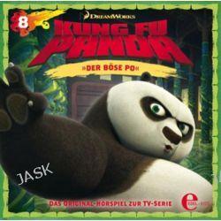 Hörbuch: Kung Fu Panda 08. Der böse Po