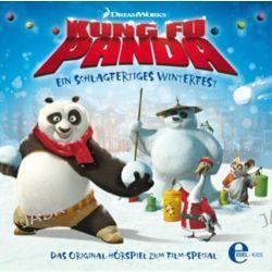 Hörbuch: Kung Fu Panda - Ein schlagfertiges Winterfest
