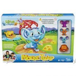Hasbro. Pułapka na myszy - gra planszowa [od 4 lat]