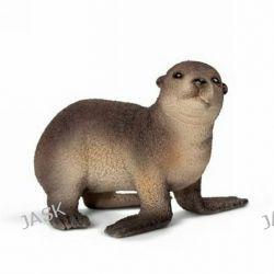 Schleich - Młody lew morski, figurka