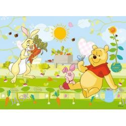 Trefl - Lato w ogrodzie - puzzle, 30 elementów
