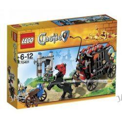 LEGO Castle - Ucieczka ze złotem