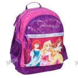 Paso Disney Ksieżniczki DPI-116. Plecak szkolny dwukomorowy