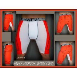 UNDER ARMOUR COMPRESSIO BASKETBALL BOKSERKI  XL US