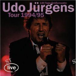 Tour 94/95 von Udo Jürgens - Music-CD